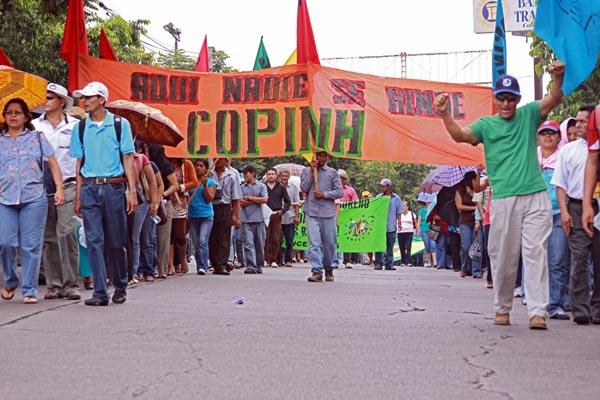 De Tegucigalpa a Asunción