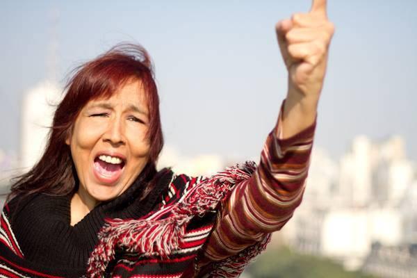 Lohana Berkins: de referente travesti a candidata presidencial