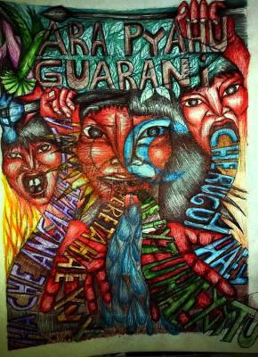 Ara Pyahu - por Christian Martinez
