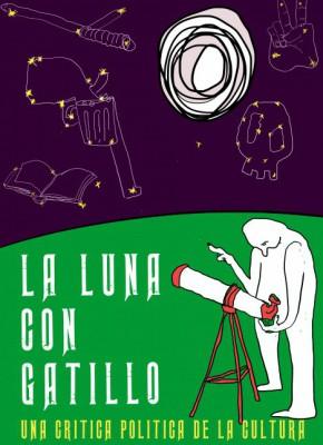 Luna y constelaciones - por Diego Abu Arab