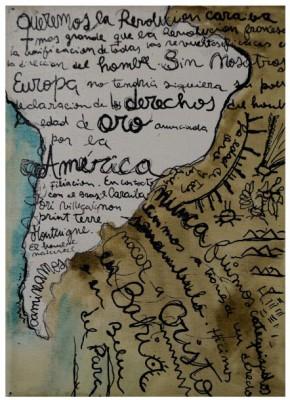 Revolución Caraiba - por Nadia Sur