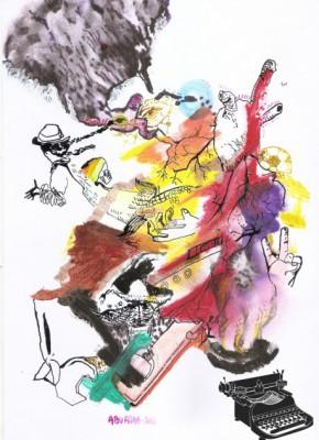 El Fuego y la Palabra - por Diego Abu Arab