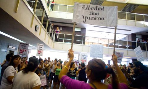 Tercera jornada del juicio contra Yanina González, ¡y que sea justicia!