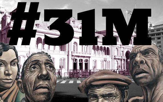 31M: hacer el paro desde nuestra identidad