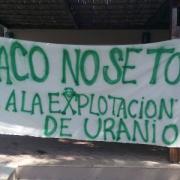 El pueblo sanjuanino resistió en Jachal la explotación de Uranio