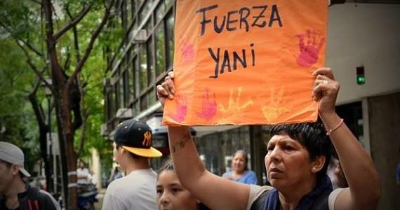 Cuarta jornada del juicio contra Yanina González. Alegatos, desgaste y represión