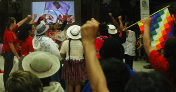 V Asamblea de Mujeres: sin feminismo, no hay socialismo