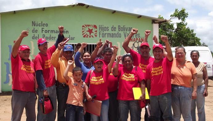 El Chavismo y las Comunidades
