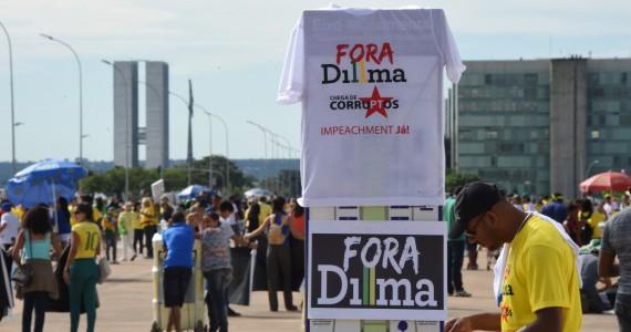 Brasil: otra marcha contra Dilma y el desafío de fortalecer la democracia