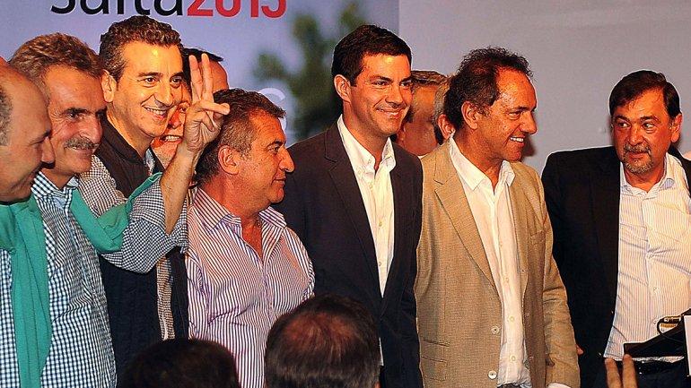 Salta abrió los comicios con un fuerte triunfo Kirchnerista