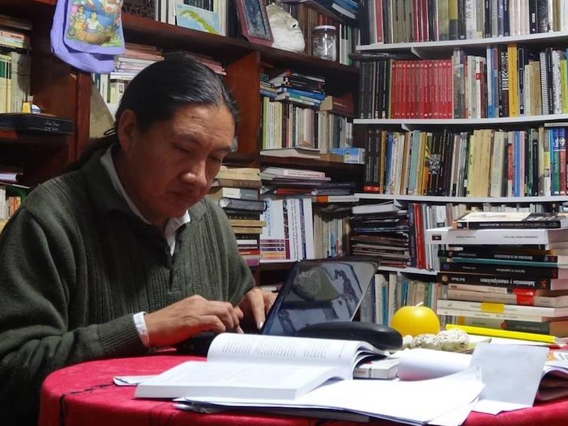 """Floresmilo Simbaña: """"Los términos que ponía Rafael Correa para ir en alianza no eran apropiados"""""""