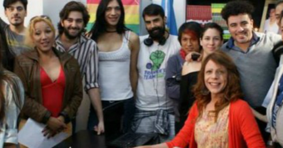 Mocha Celis, bachi trans para todos y todas
