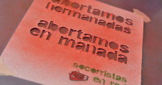 Socorristas en Red: abortando hermanadas
