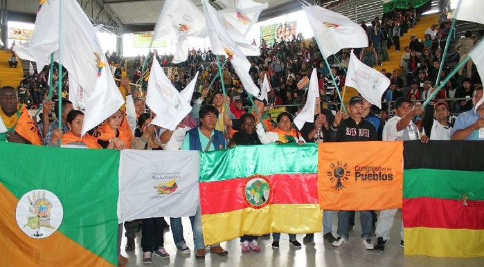 Nueva asamblea de la Cumbre Agraria en Bogotá