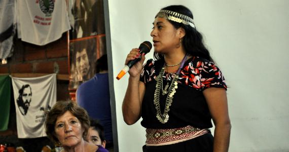 Una mano negra petróleo: causa armada a una comunidad mapuche