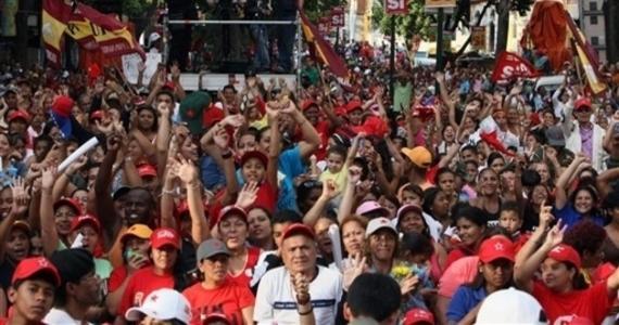 Chavismo: lo que un cuerpo puede