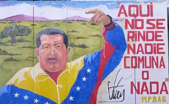 Ser leal a Hugo Chávez es jugarse por entero para salvar la Revolución