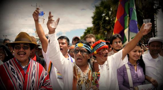 Ecuador: 25 años del primer levantamiento indígena