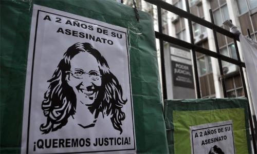 El primer paso en la búsqueda de verdad y justicia por Laura Iglesias