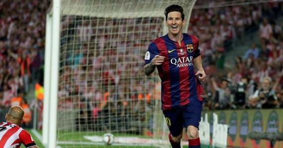 Messi, único tema hasta el sábado…