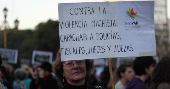 """Justicia patriarcal: """"Vivimos en peligro inminente y nadie nos escucha"""""""