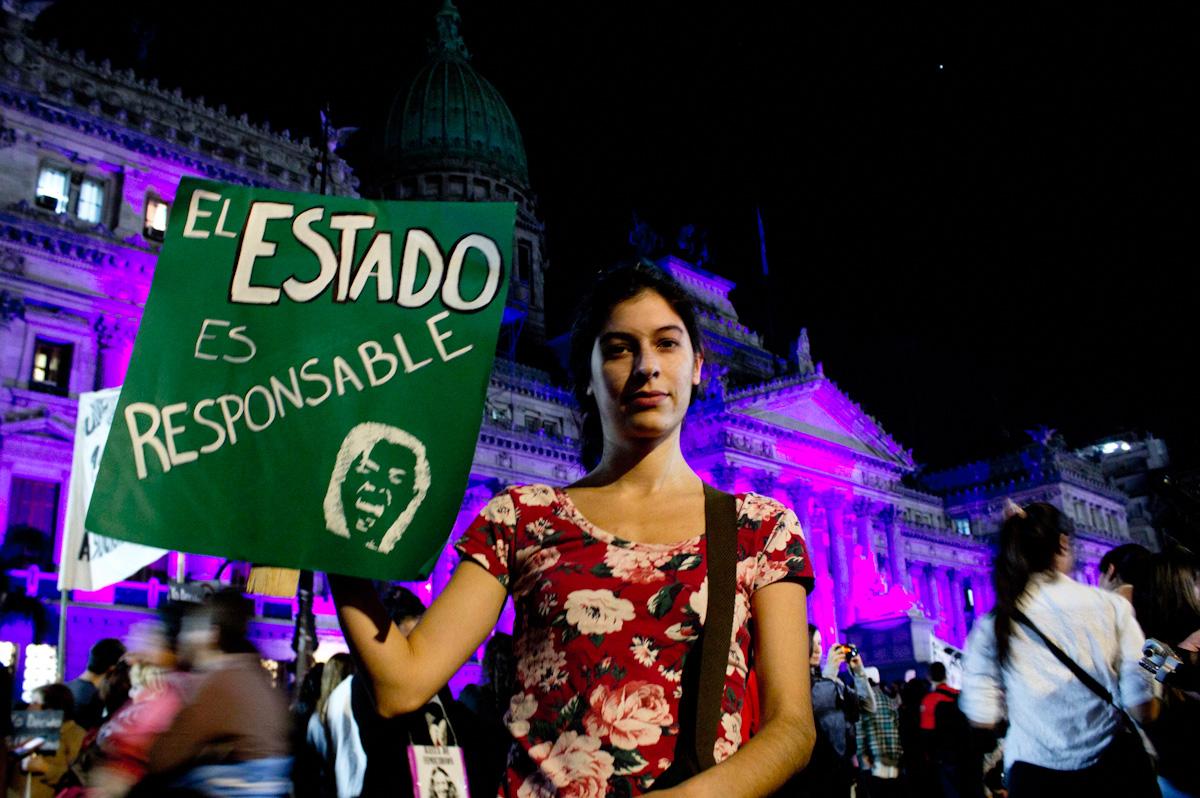 #NiUnaMenos. El Estado, lejos de responder a nuestras demandas