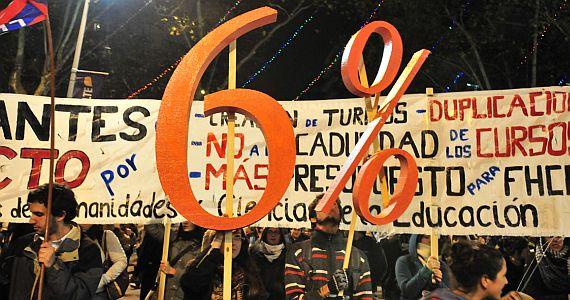 Uruguay: miles en las calles en defensa de la educación pública