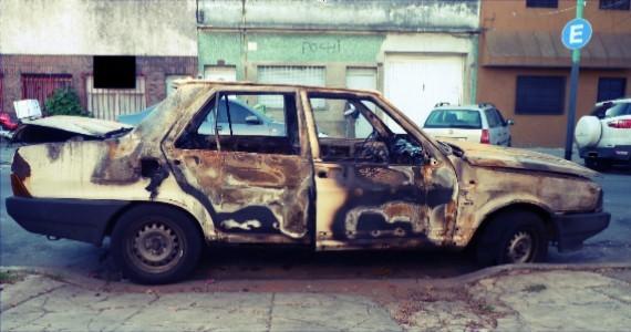 """Vanesa Orieta sobre el incendio de su auto: """"Fue intencional"""""""