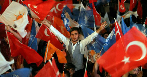 Turquía: el retroceso de Erdogan y la victoria electoral kurda