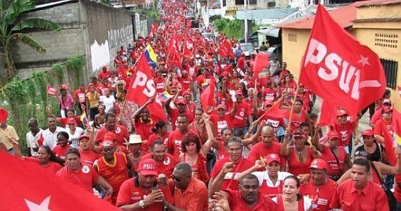 Democracia protagónica: histórica participación en primarias del PSUV