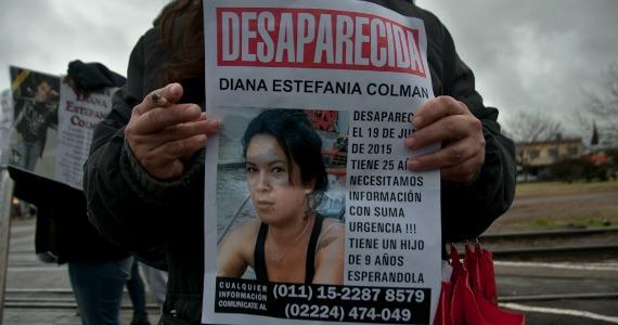 Diana Colman: la policía amenaza y el municipio no ve, no oye, no escucha