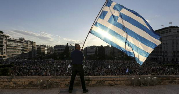 Un gran No al ajuste, un inmenso Sí al pueblo griego