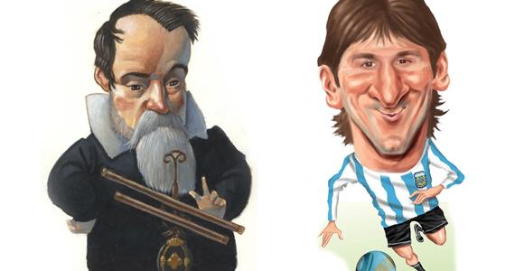 Galileo, Pareto, Messi y la Copa América
