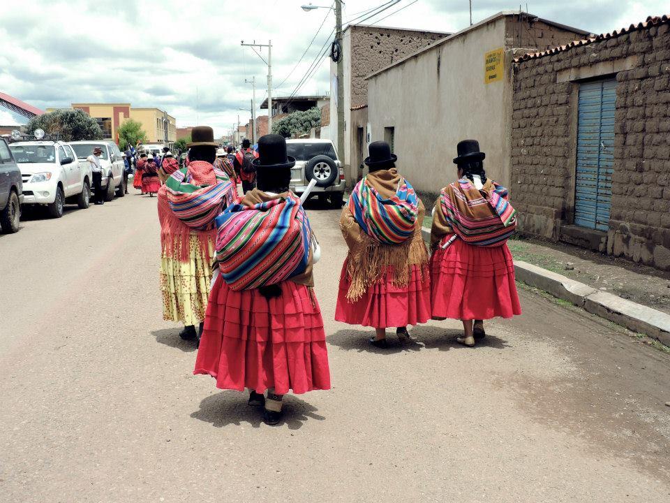 "Reina Maraz: ""Tengo derecho a seguir hablando quechua"""