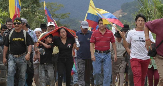 Ecuador: entre el diálogo y la movilización. Un escenario de conflicto