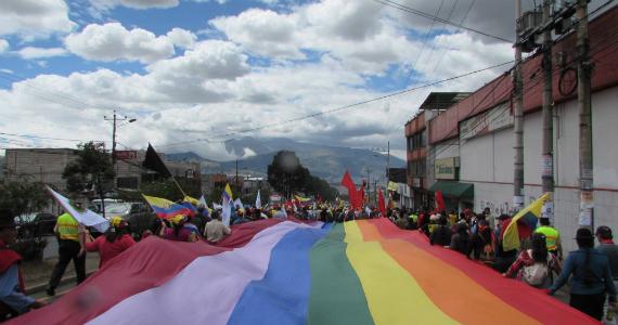 Ecuador: Nuevo levantamiento indígena. 25 años de conflicto con el Estado