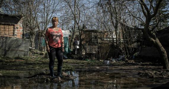 Inundaciones cada vez más corrientes