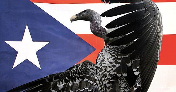 Puerto Rico, una colonia al flagelo de Wall Street