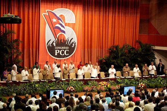 El VI Congreso del PCC, un punto de inflexión en Cuba