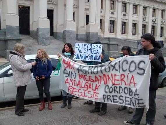 Córdoba: Sigue prohibida la minería metalífera