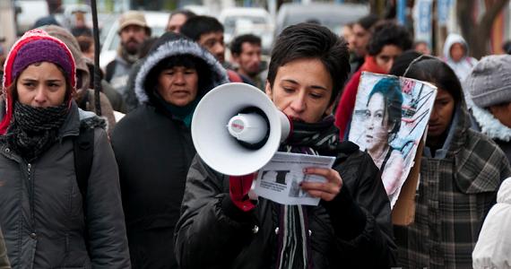 La denuncia popular: no descartan que Diana Colman sea víctima de trata