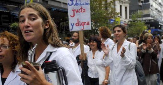 Uruguay: garra charrúa docente