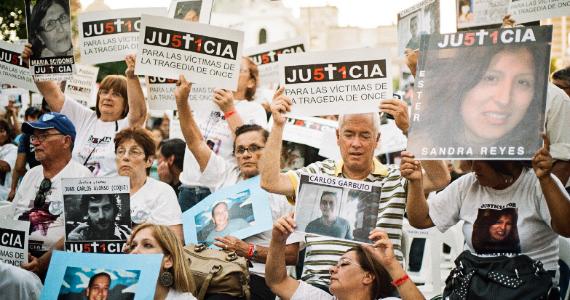 """Tragedia de Once: """"Creemos que habrá condenas altas para los principales responsables"""""""