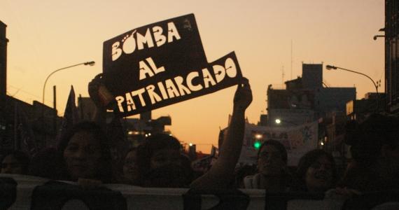 """ERM: """"En la calle, voz de lucha. Nuestro grito ya se escucha"""""""