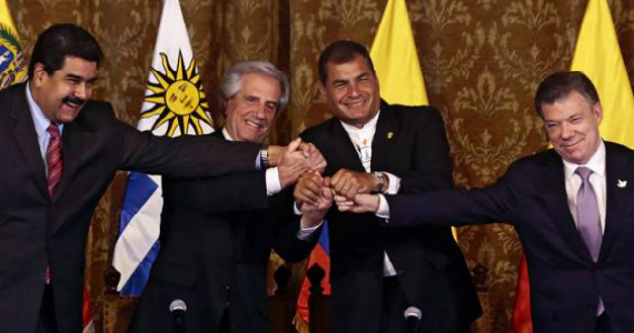 Crisis fronteriza: Venezuela y Colombia le bajan un cambio
