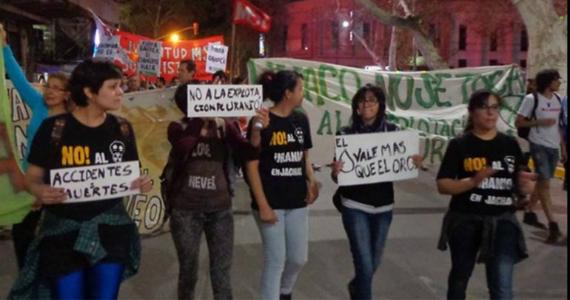 Derrame de cianuro en Veladero alerta y moviliza a San Juan
