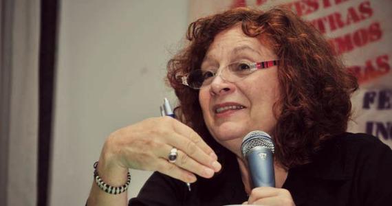"Rita Segato: ""Tenemos que ser voceras del grito de Reina Maraz"""