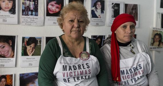 """""""Hace falta un subsidio para las madres de las víctimas de trata"""""""