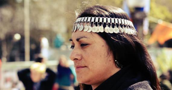 Relmu Ñamku: inicia el juicio por defender territorio mapuche