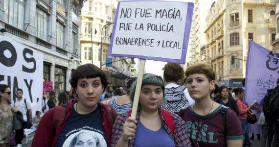 Represión en el ENM: un festival para la resistencia de las que luchan